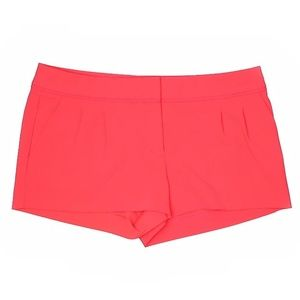 Express Pink Coral Size 10 Shorts Pleated